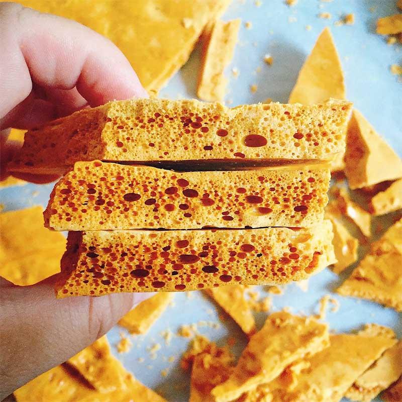 Jose Mier homemade honeycomb