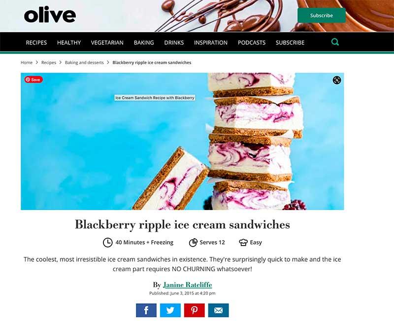 jose mier image olive magazine recipe